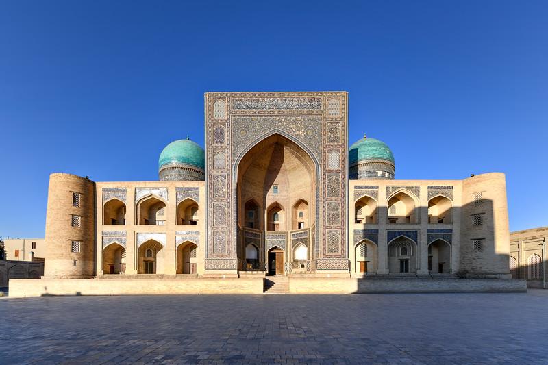 Ancient Mir-i-Arab Madrasa - Bukhara, Uzbekistan