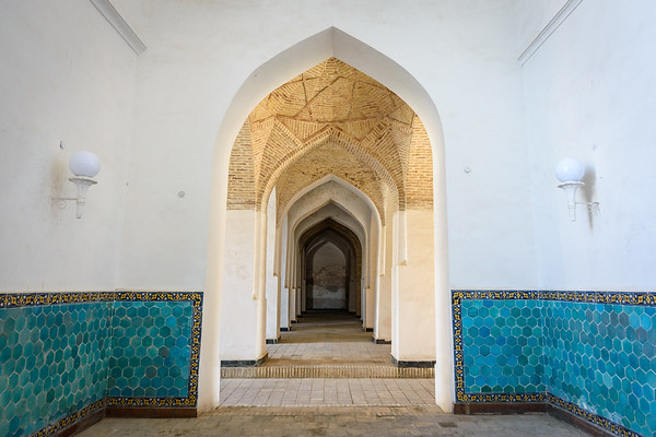 Archway || Bukhara