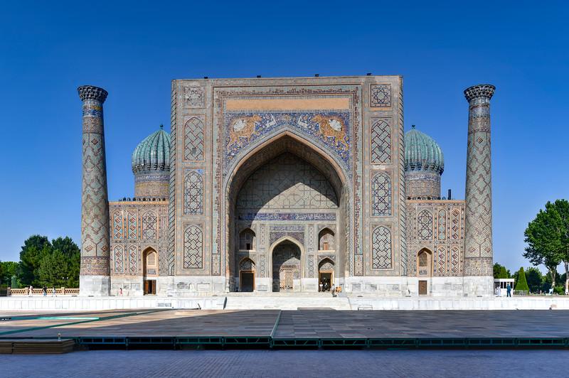 Registan - Samarkand, Uzbekistan