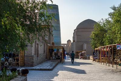 Street Life || Khiva