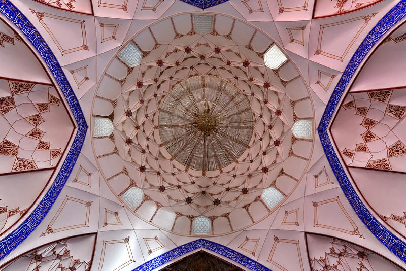Bolo-Hauz Mosque - Bukhara, Uzbekistan