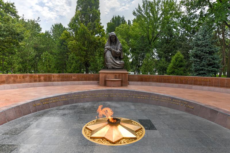 Memorial Square - Tashkent, Uzbekistan