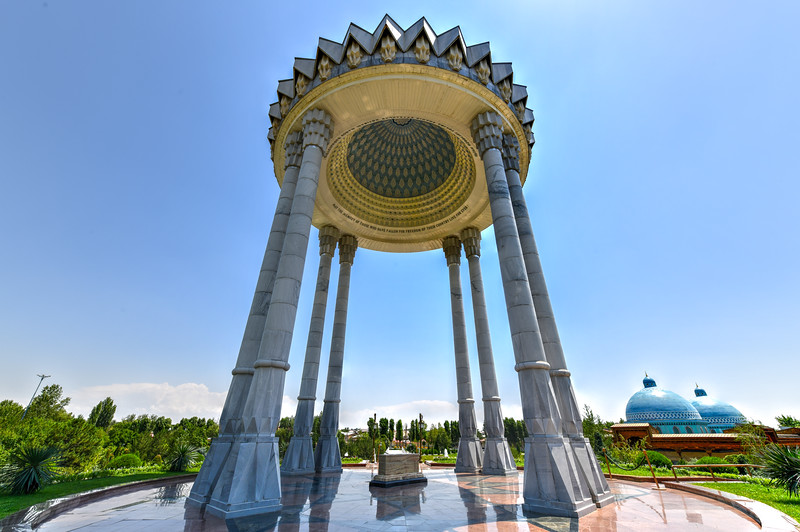 Memorial to the Victims of Repression - Tashkent, Uzbekistan