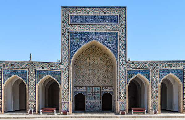 Madrassa || Bukhara