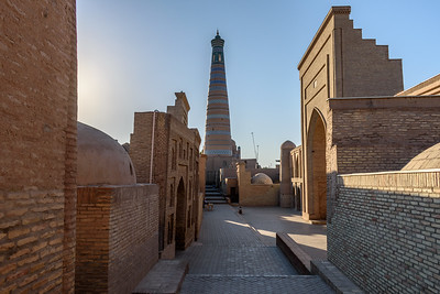 Morning light 2 || Khiva