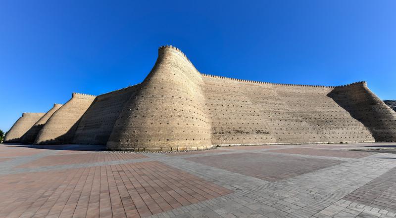 Bukhara Fortress (Ark) -  Uzbekistan