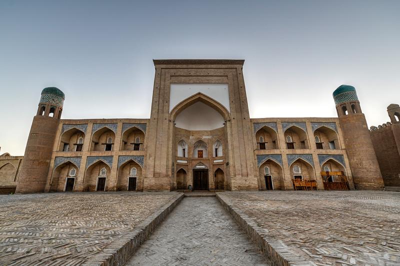Qutlugh Murad Inaq Madrasah - Khiva, Uzbekistan