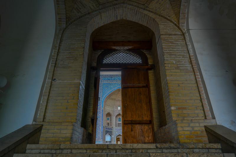 Siddikiyon Mosque - Bukhara, Uzbekistan