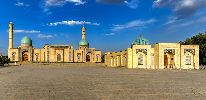Tashkent Hazrati Imam Complex - Tashkent, Uzbekistan