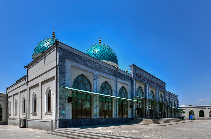Dzhuma Mosque - Tashkent, Uzbekistan