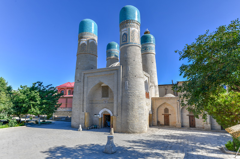 Chor Minor - Bukhara, Uzbekistan