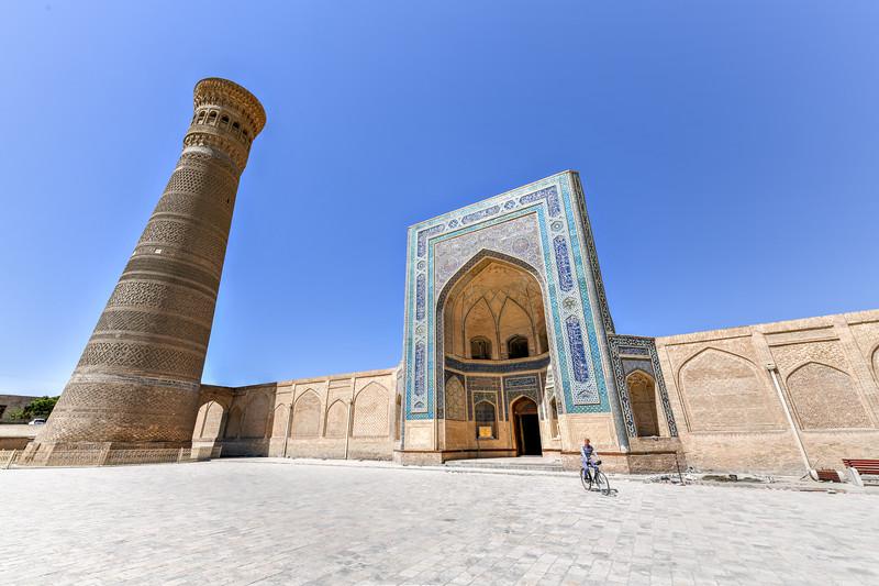 Kalyan Mosque - Bukhara, Uzbekistan