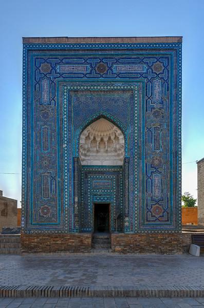Shah-i-Zinda - Samarkand, Uzbekistan