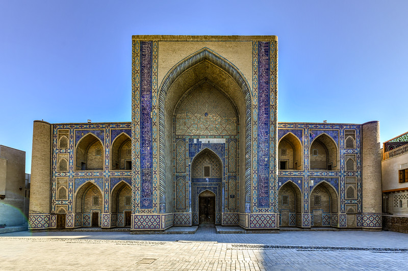 Ulugbek Madrasa - Bukhara, Uzbekistan