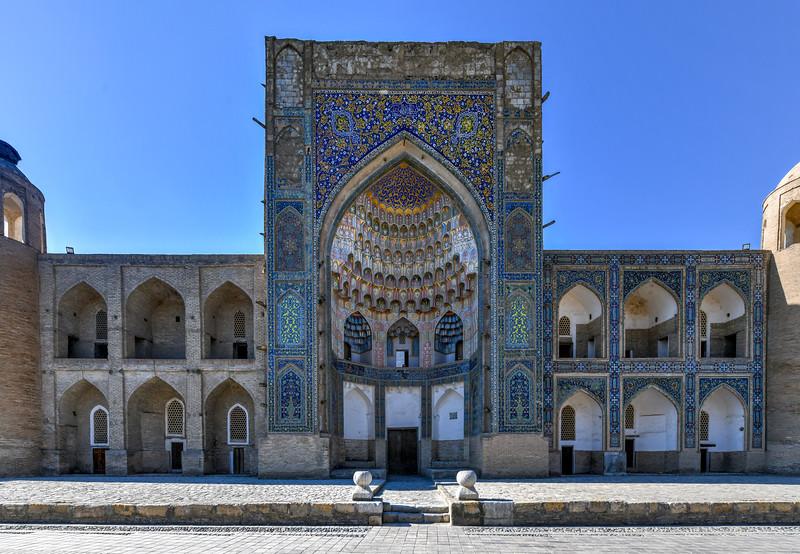 Madrasah of Abdulaziz Khan - Bukhara, Uzbekistan