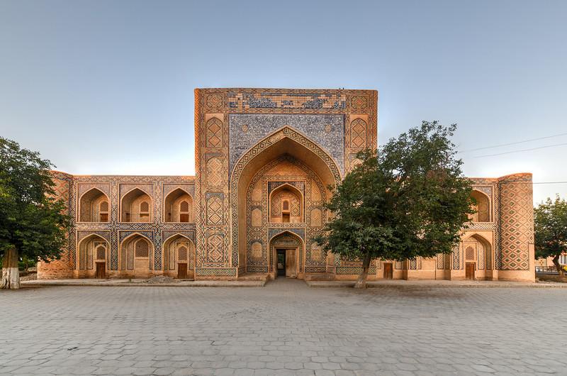 Madari Khan Madrassah - Bukhara, Uzbekistan