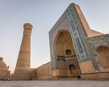 Kalon Minaret and Mosque || Bukhara