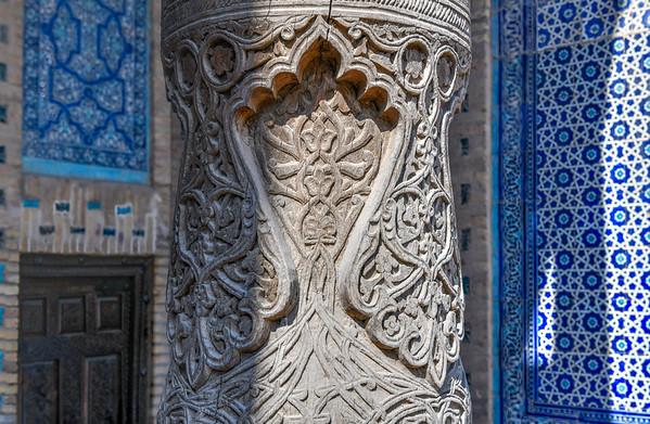 Juma Mosque - Khiva, Uzbekistan