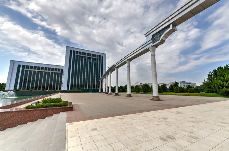 Independence Square - Tashkent, Uzbekistan