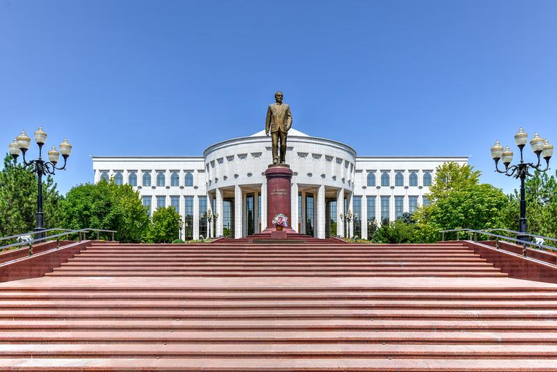 Ok Saroy Presidential Palace - Tashkent, Uzbekistan