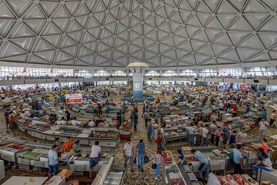Chorsu Bazaar || Tashkent