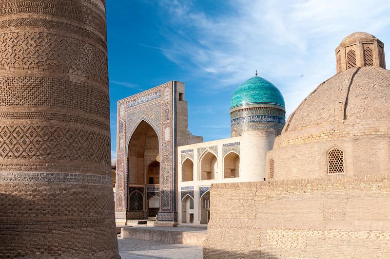Mir-i-Arab Medrassa, Bukhara, Uzbekistan