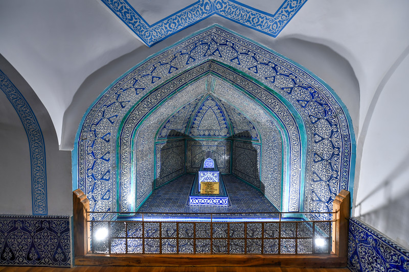 Pahlavan-Mahmud Mausoleum - Khiva, Uzbekistan