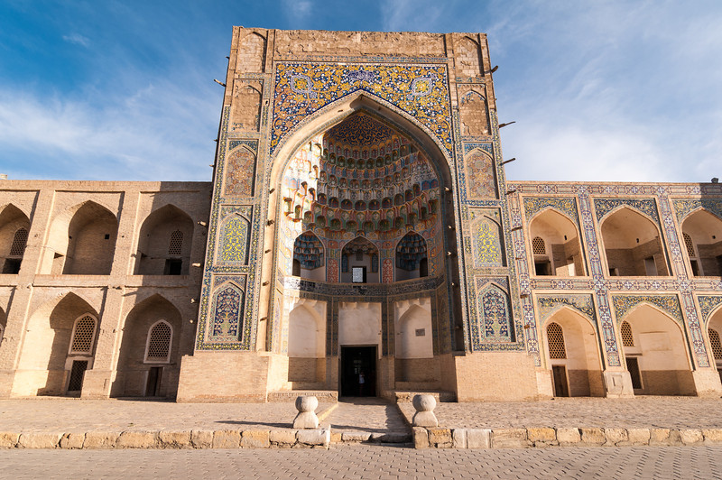 Abdul Aziz Khan Medrassa, Bukhara