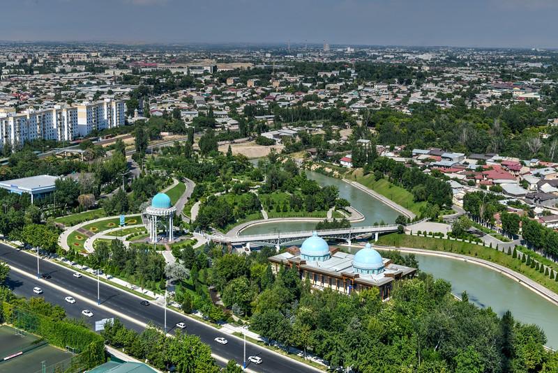 City Skyline - Tashkent, Uzbekistan