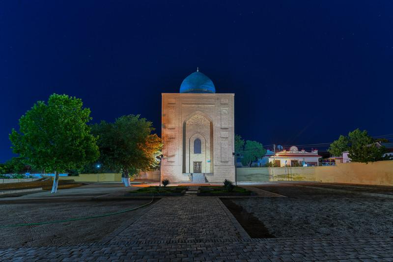 Bibi Khanym Mausoleum - Samarkand, Uzbekistan