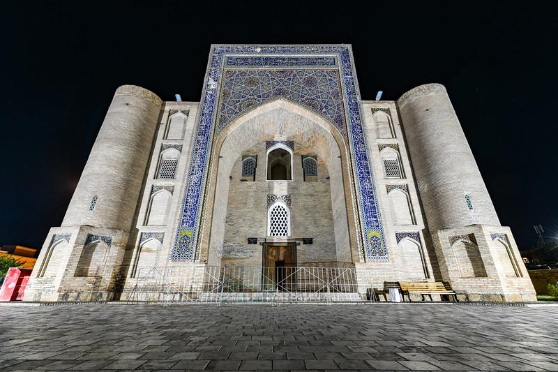 Nadir Divan-begi Madrasah - Bukhara, Uzbekistan