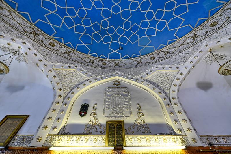 Gumbaz Synagogue - Samarkand, Uzbekistan