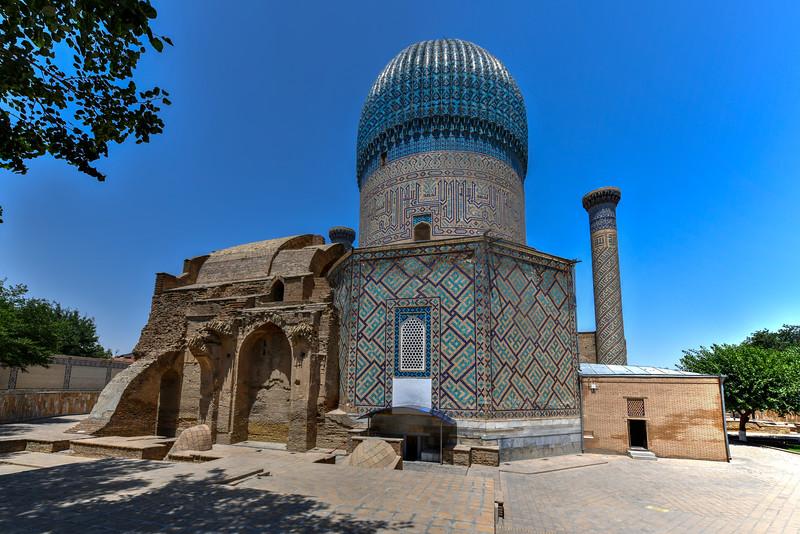 Gur-Emir Mausoleum - Samarkand, Uzbekistan