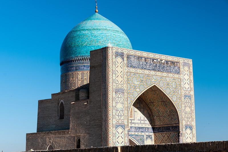 Kalon Mosque, Bukhara