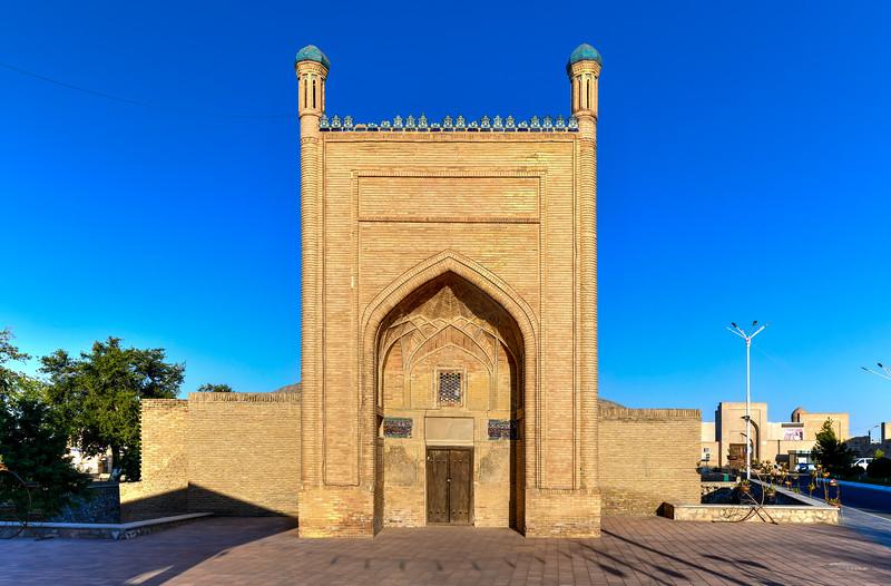 Magoki Attari Mosque - Bukhara, Uzbekistan