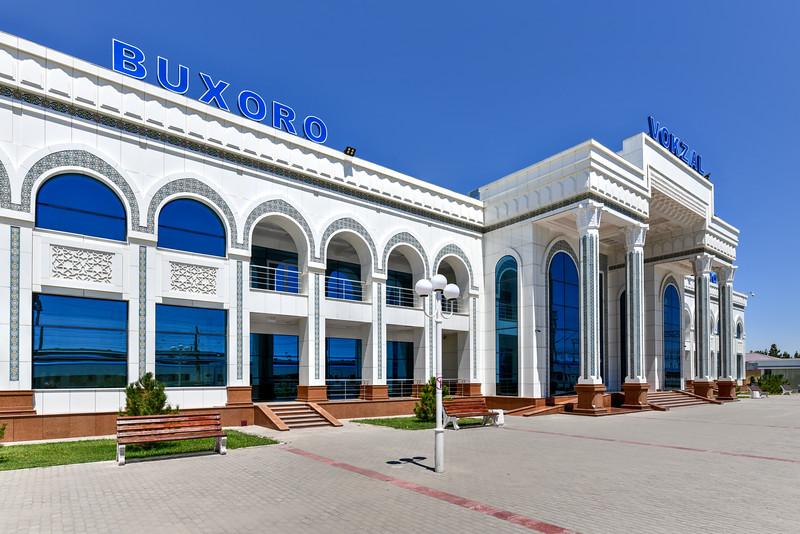 Bukhara Railway Station
