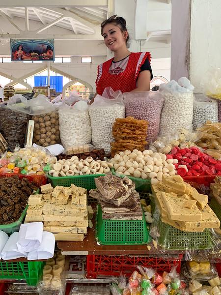 Central Market - Bukhara, Uzbekistan