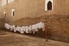 Hotel laundry, Khiva, Uzbekistan