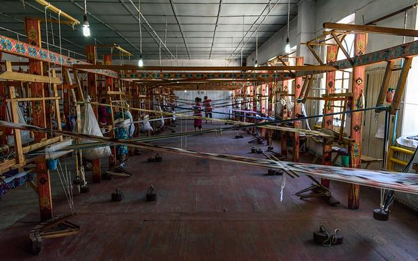 Yodgorlik Silk Factory || Margilon