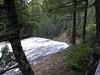 Salt Creek Falls, at the crest, Oregon