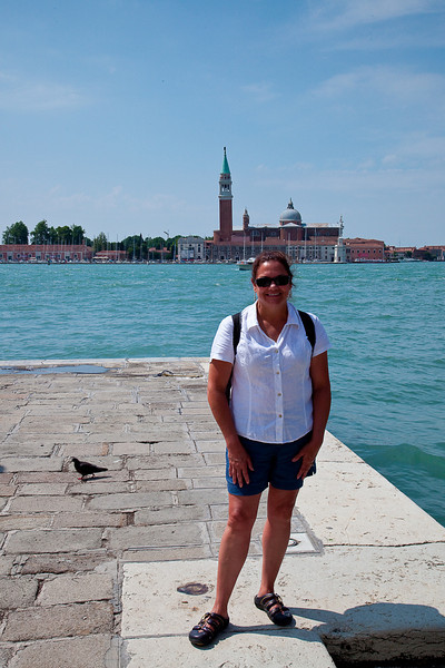 KIM ON THE GRAND CANAL