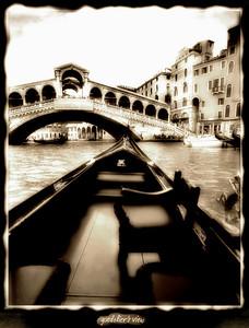 Gondolier'sView,Venice