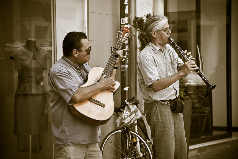 VICENZA STREET MUSIC