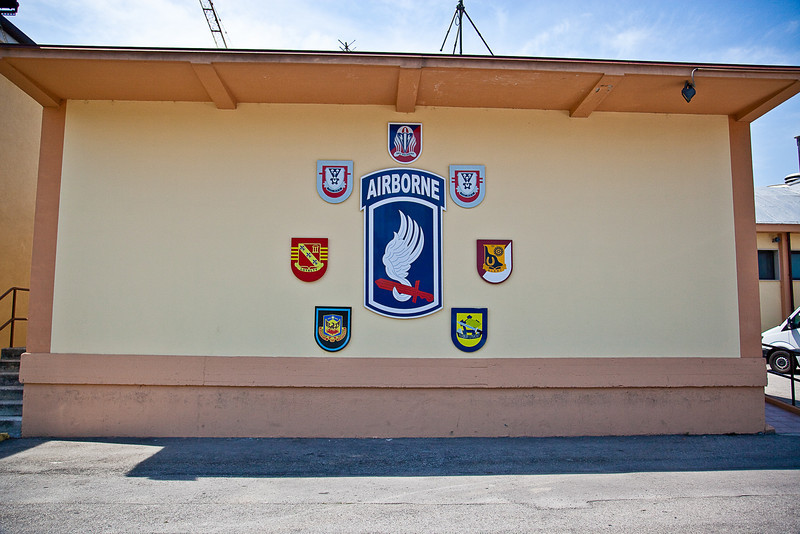 HOME OF THE 173RD AIRBORNE BRIGADE