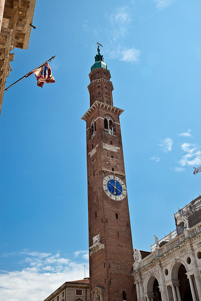 VICENZA CHURCH BELL TOWER