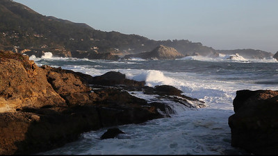 Point Lobos State Reserve, CA: waves
