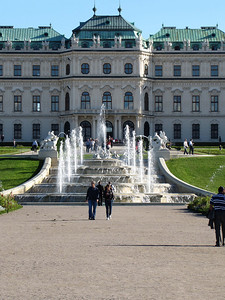 24-Upper Belvedere, upper fountain