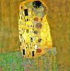 00-The Kiss, Gustav Klimt, 1909