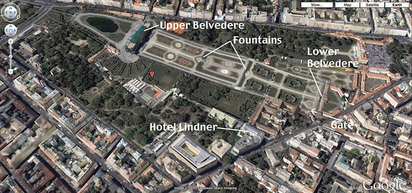 01-Layout of Belvedere Gardens, Google Earth