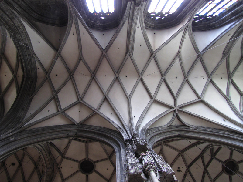 25-Cathedral ceiling